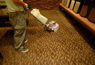 法人カーペット清掃