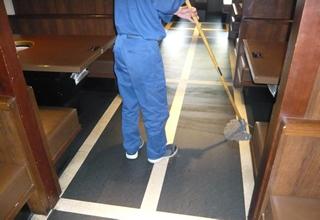 法人日常清掃